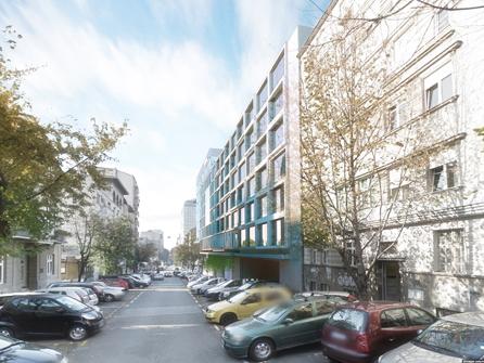 Hilton hotel belgrade cre international construction for Belgrade design hotel